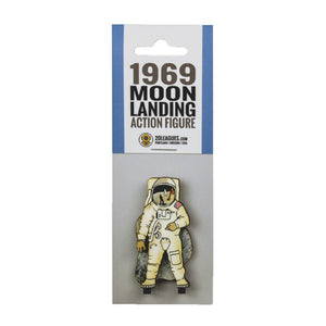 Open image in slideshow, Moon Landing Anniversary Figurine