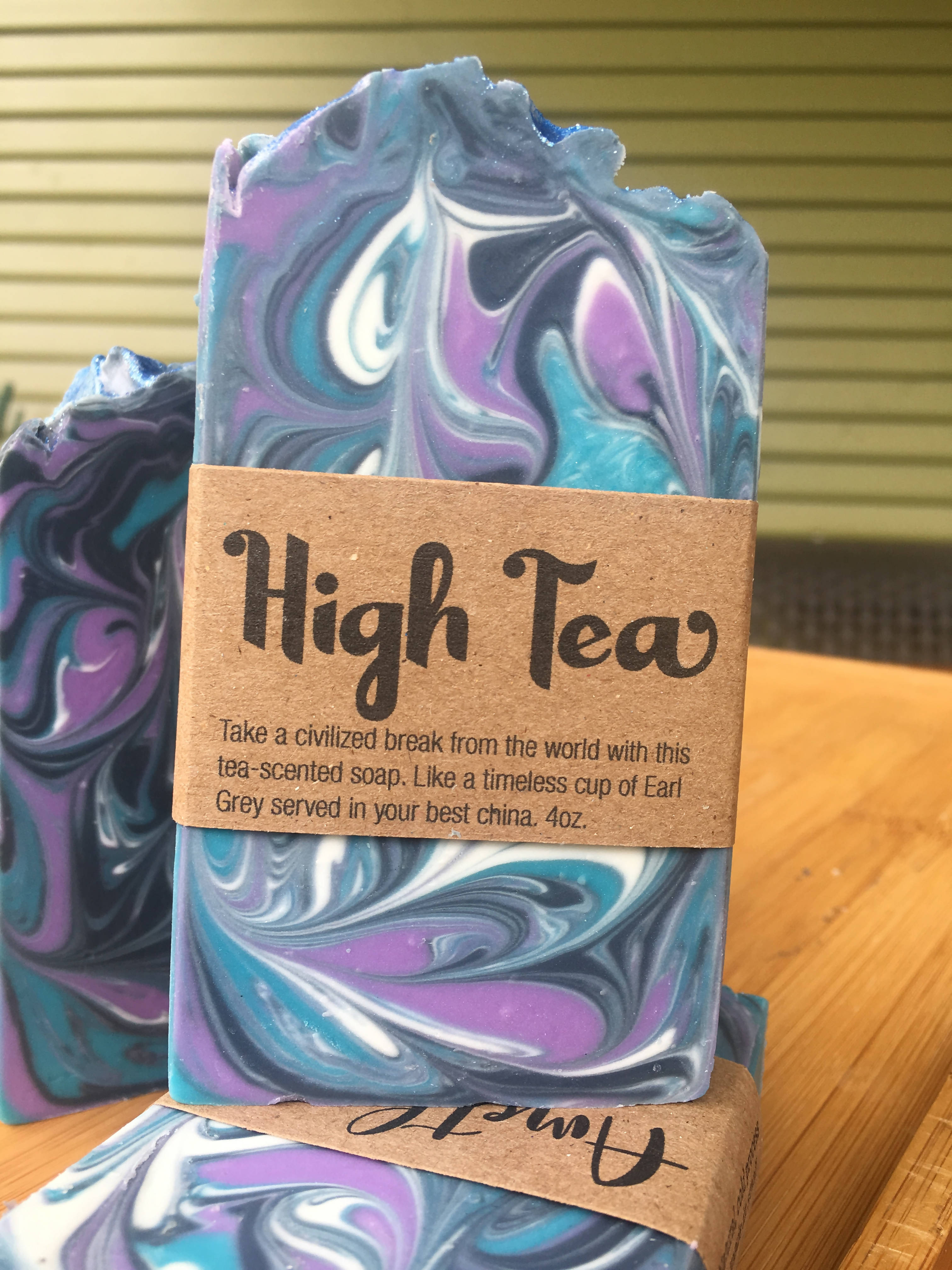 High Tea Soap