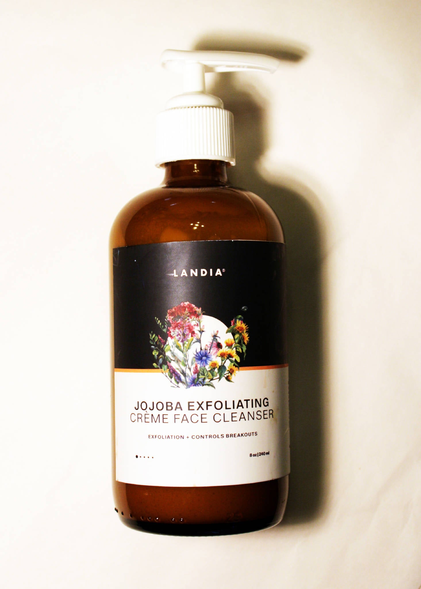 Jojoba Exfoliating Creme Face Cleanser