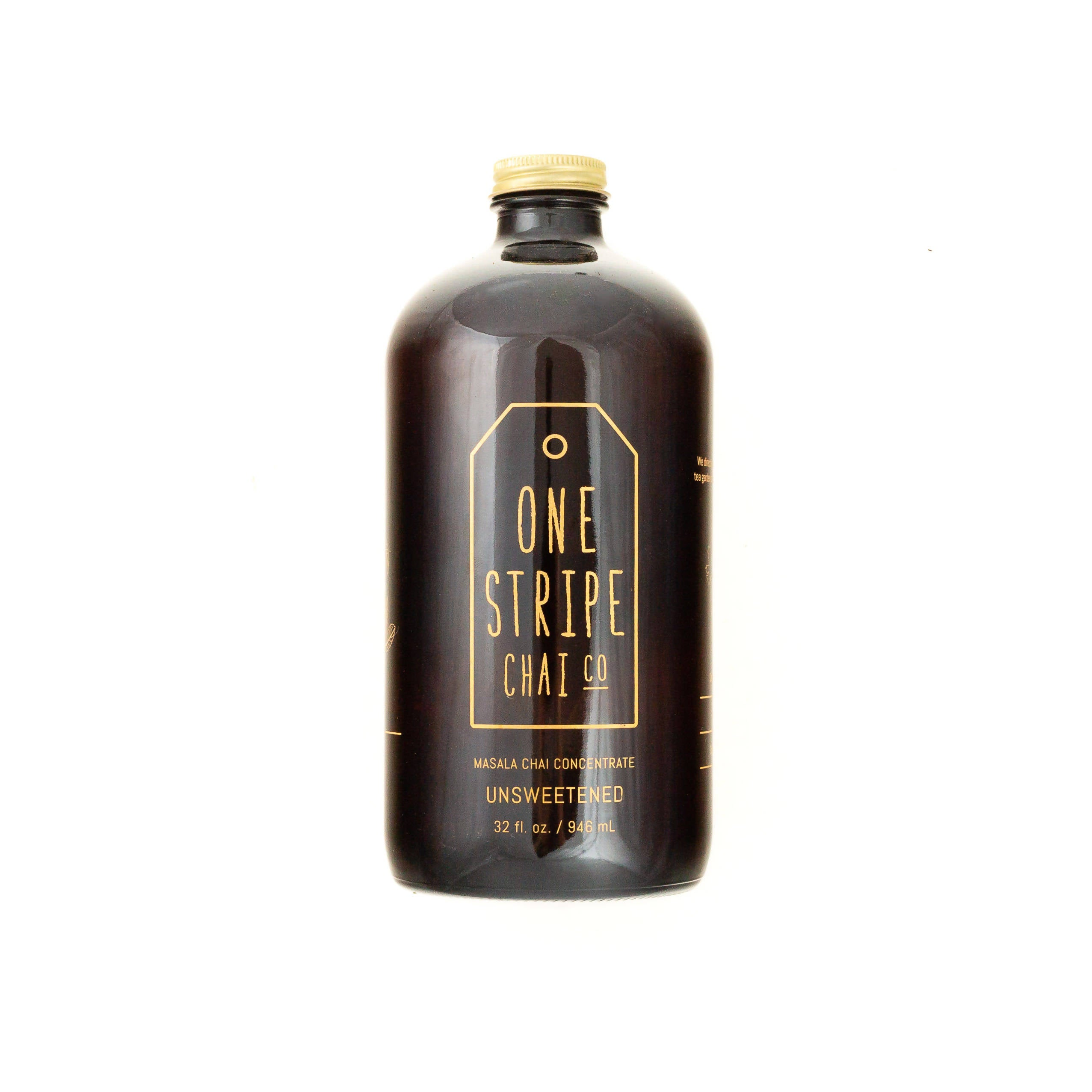Unsweetened Chai Concentrate - 32 oz