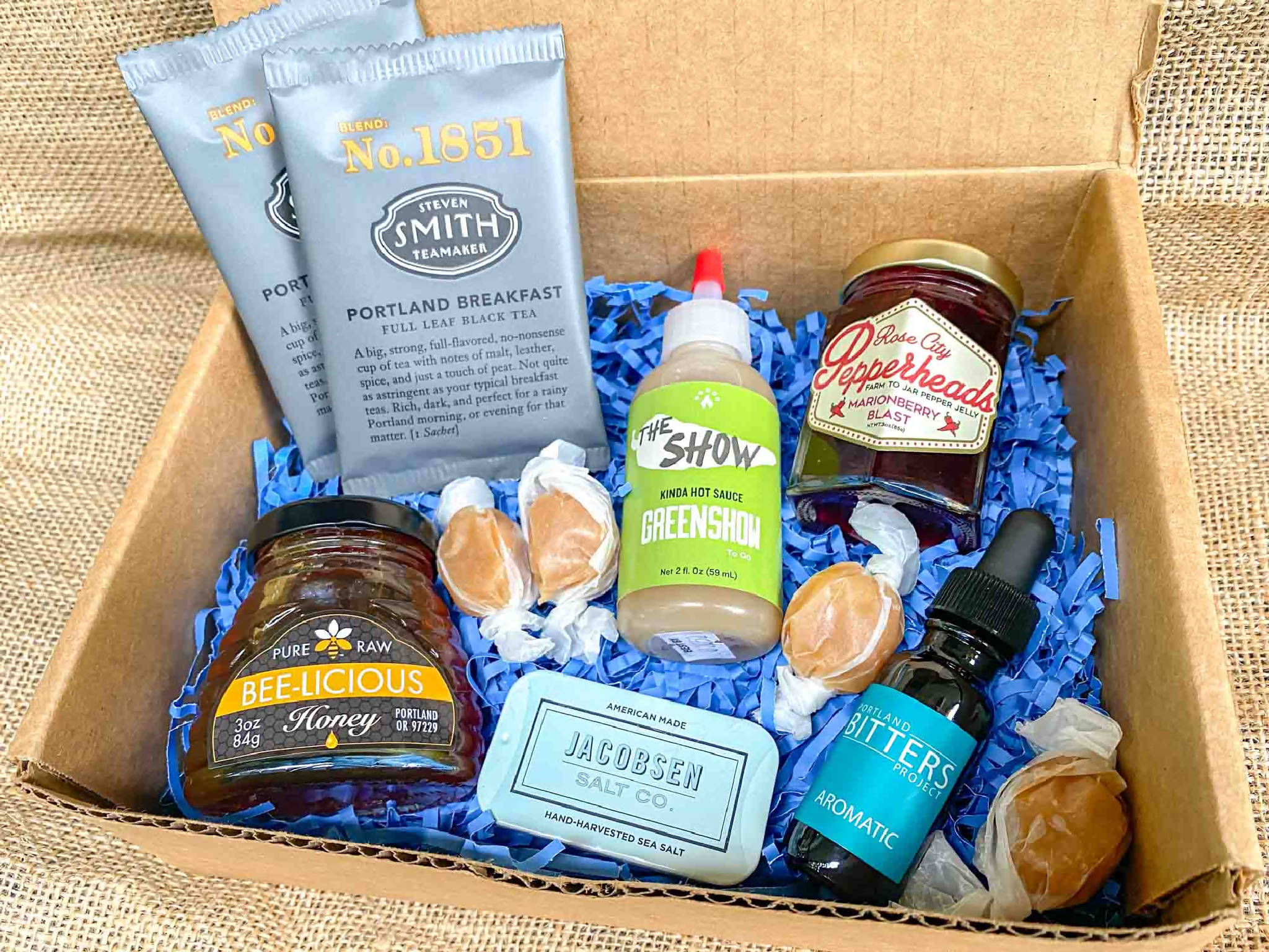 Best Of Portland Foodie Box