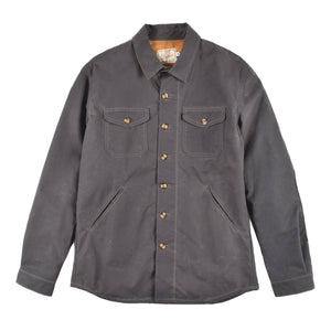 Open image in slideshow, Crissman Overshirt Waxed Canvas