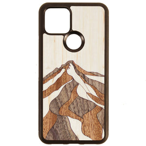 Open image in slideshow, Mt. Hood Inlay Google Pixel 4a 5G Case