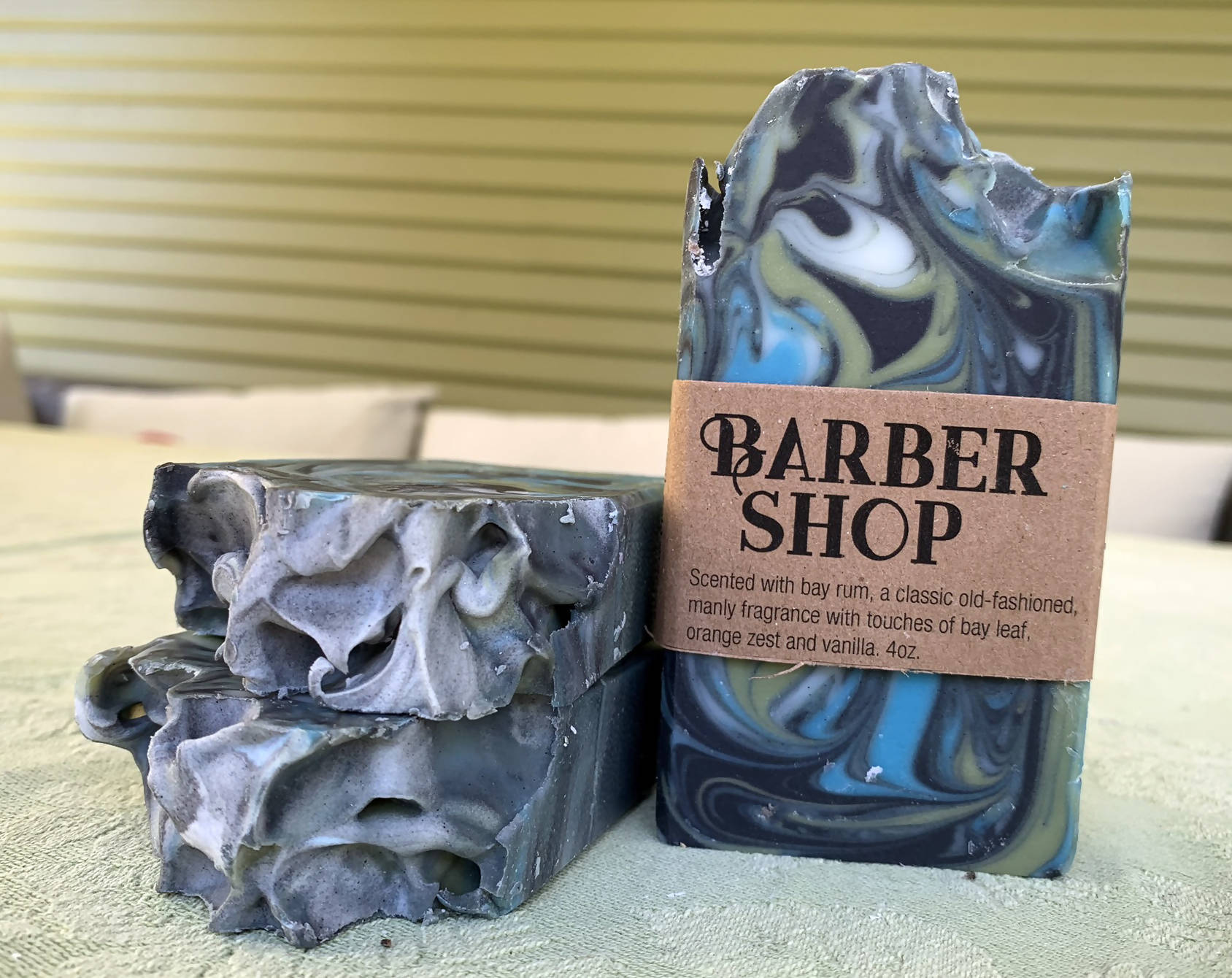 Barber Shop Soap