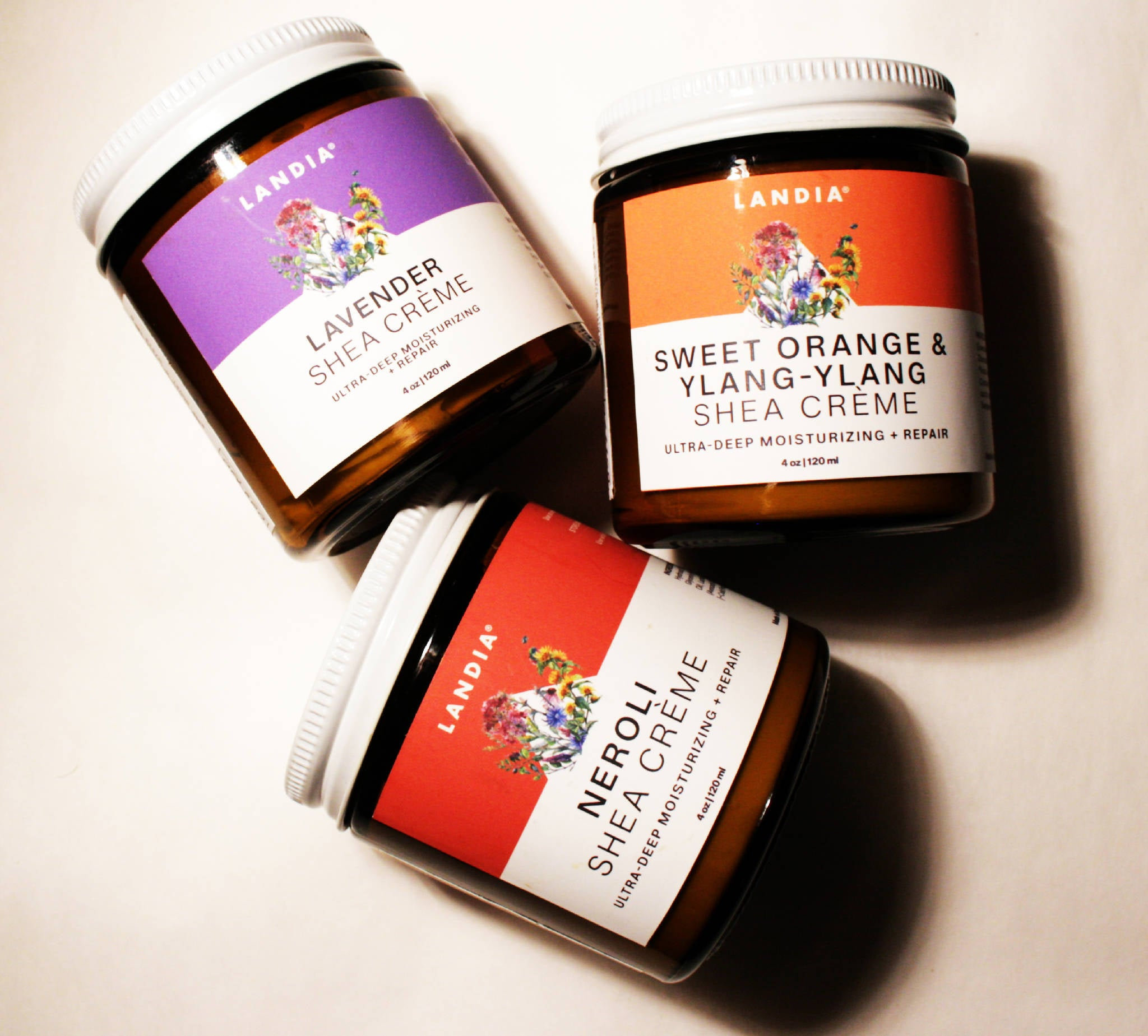 Shea Cremes - 3 Scents