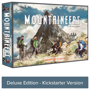 Open image in slideshow, Mountaineers - Deluxe Edition