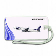 Business Class Polish Airlines Luggage .airports