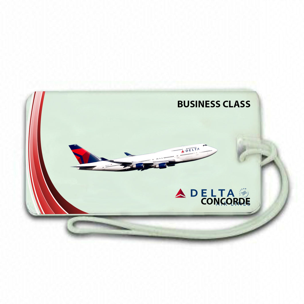 Business Class Delta Airways Airlines Luggage .airports