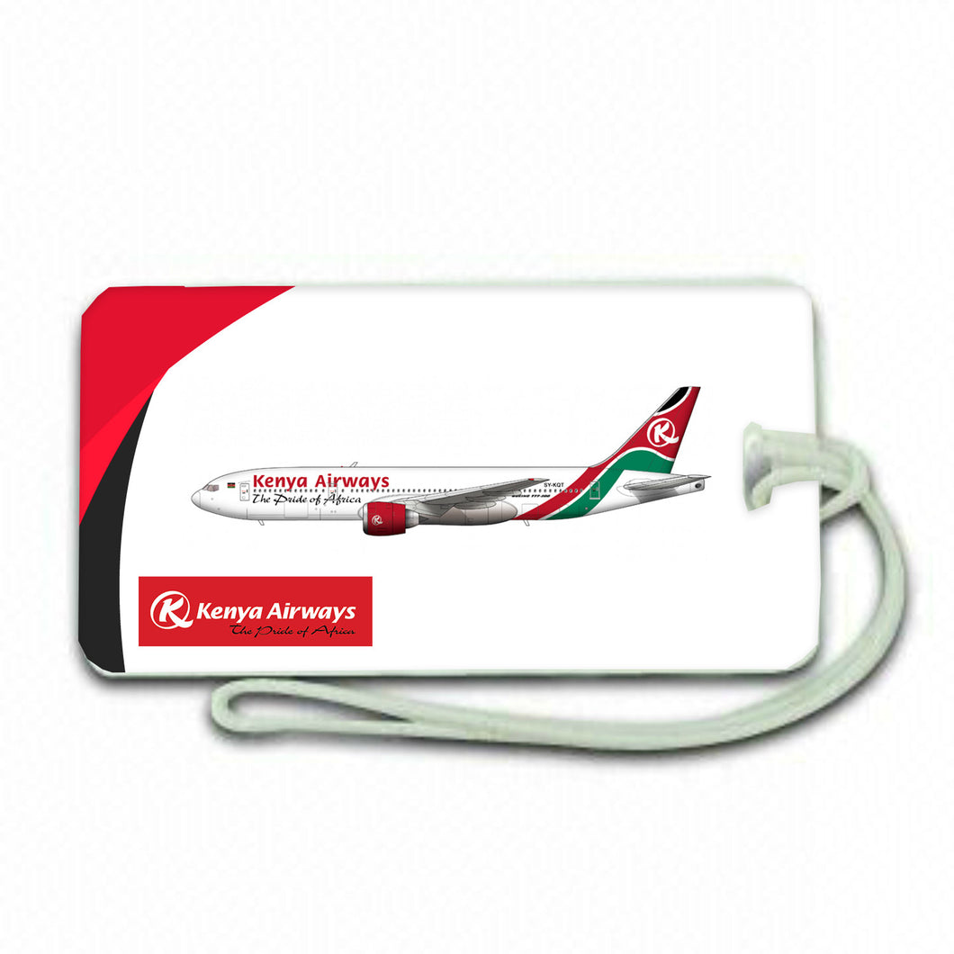 Business Class Kenya Airways Airlines Luggage .airports