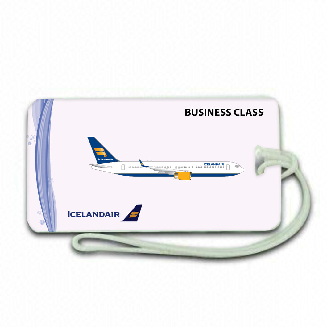 Business Class Icelandair Airlines Luggage .airports