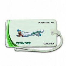 Business Class Frontier Airways Airlines Luggage .airports
