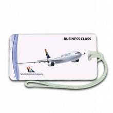 Business Class South African Airlines Luggage .airports