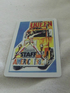 Novelty Luggage Crew Tags - Queen Crew & Back stage pass -  Inflightgoods   - 1
