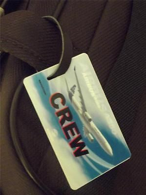 Novelty Luggage Crew Tags - Airbus Crew -  Inflightgoods