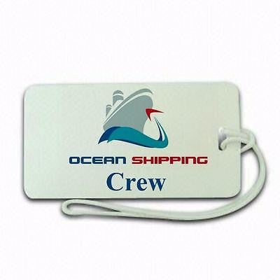 Ocean Shipping  Crew LUGGAGE  TAG