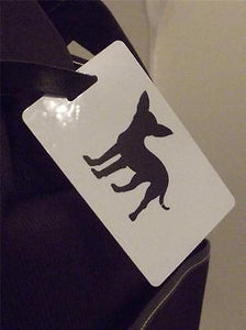 Novelty Luggage Crew Tags - Dog Tags - Various Styles -  Inflightgoods   - 1