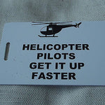 Novelty Luggage Crew Tags - PILOTS Various -  Inflightgoods   - 3