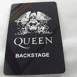 Novelty Luggage Crew Tags - Queen Crew & Back stage pass -  Inflightgoods   - 2
