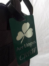 Novelty Luggage Crew Tags - Aer Lingus Crew (Style 3)