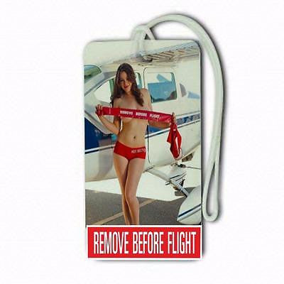 Remove before flight  type 2 Tag Airports,in pilots.Cabin Crew