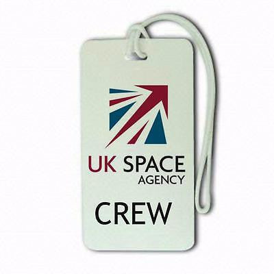 Uk Space agency crew.airports .airline crew -  Inflightgoods