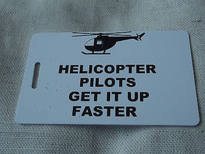 Novelty Luggage Crew Tags - PILOTS Various -  Inflightgoods   - 11