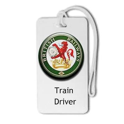 Novelty  Luggage British Rail green Lion  Driver Crew -  Inflightgoods