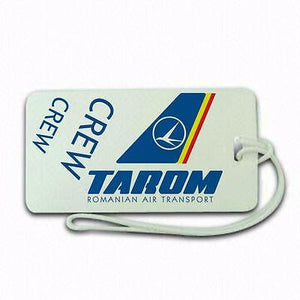 Novelty Taron Airline   Luggage tag  Crew .airports .airline crew 1 -  Inflightgoods