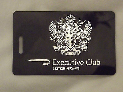 Novelty Luggage Crew Tags  British airways first class , crew  ect -  Inflightgoods   - 12