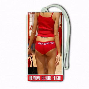 Remove before flight  type 3 Tag Airports,in pilots.Cabin Crew -  Inflightgoods