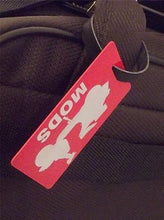 Novelty Luggage Crew Tags - Mods