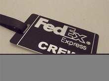 Novelty Luggage Crew Tags - FedEx Express Crew