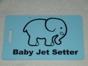 Novelty Luggage Baby jet Setter -  Inflightgoods   - 5