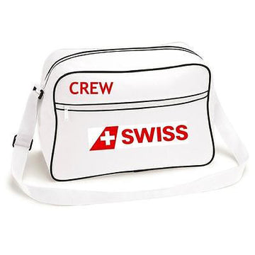 SWISS AIR  Airline Crew  ,Airplane shoulder bag