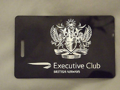 Novelty Luggage Crew Tags  British airways first class , crew  ect -  Inflightgoods   - 11