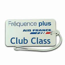 Novelty  Luggage  Air France Club Clas Airline Crew  ,Airplane