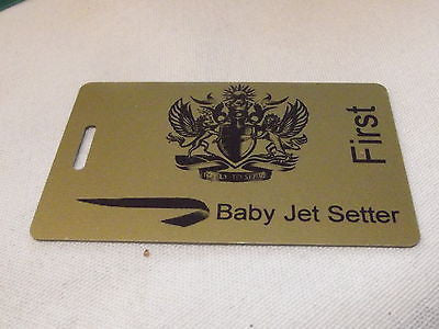 Novelty Luggage Baby jet Setter -  Inflightgoods   - 8