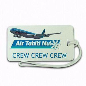 Novelty air tahiti logo   Luggage tag  Crew .airports .airline crew 1 -  Inflightgoods