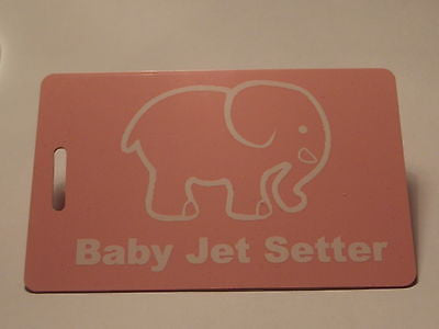 Novelty Luggage Baby jet Setter -  Inflightgoods   - 7