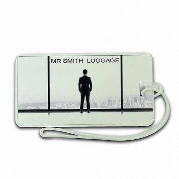 Novelty Mr Gray . Crew Luggage  Tag ( please  add persons name  when  ordering) -  Inflightgoods