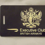 Novelty Luggage Crew Tags  British airways first class , crew  ect -  Inflightgoods   - 9