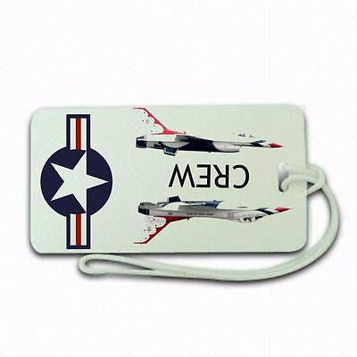 UNSF INVERTED luggage tags crew.airports .airline crew