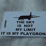 Novelty Luggage Crew Tags - PILOTS Various -  Inflightgoods   - 7