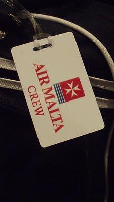 Novelty  Luggage  Air Malta  Airline Crew airplane -  Inflightgoods