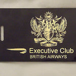Novelty Luggage Crew Tags  British airways first class , crew  ect -  Inflightgoods   - 10