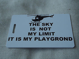 Novelty Luggage Crew Tags - PILOTS Various -  Inflightgoods   - 10