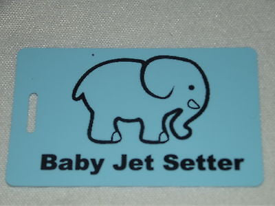 Novelty Luggage Baby jet Setter -  Inflightgoods   - 3