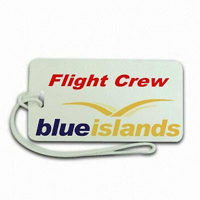 Novelty  Luggage  Blue Islands  Airline Crew  ,Airplane -  Inflightgoods