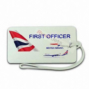 Novelty  LUGGAGE British airways 1st  officer  CSD -  Inflightgoods