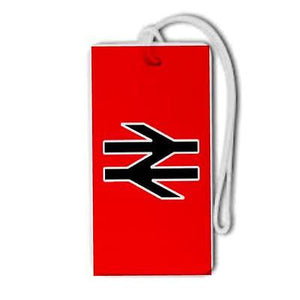 Novelty  Luggage British Rail  Driver Crew  Shipping -  Inflightgoods